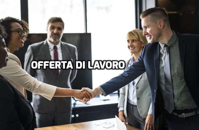 offerta lavoro Modena