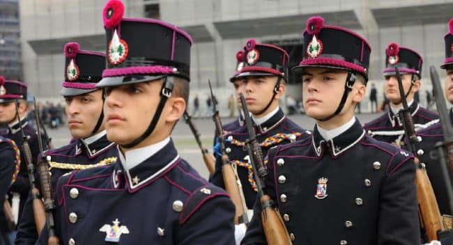 Concorsi Scuole Militari