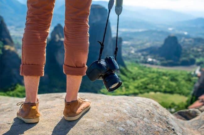 lavorare come travel blogger