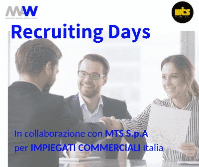 recruiting day MAW