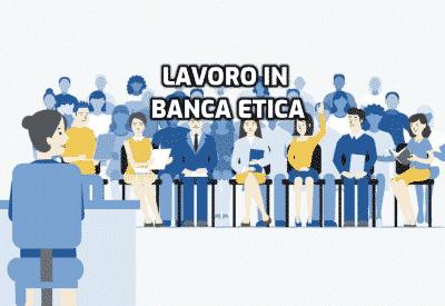 Banca Etica lavora con noi
