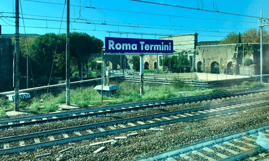 stazione Roma Termini