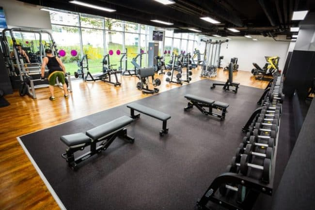 Fit Up franchising
