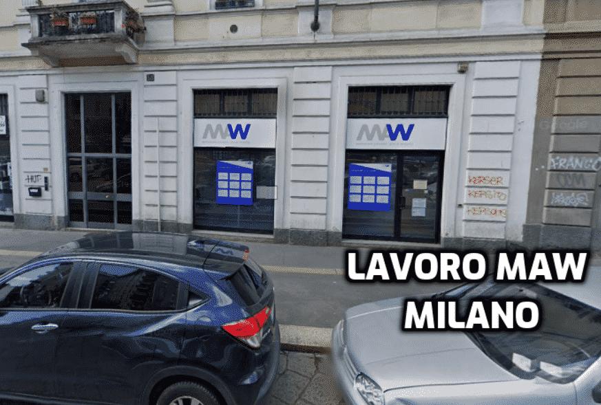 filiale MAW Milano