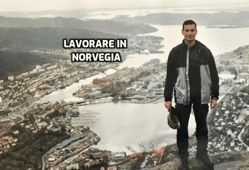 lavorare in norvegia