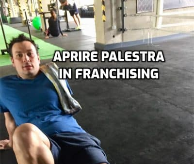aprire palestra in franchising