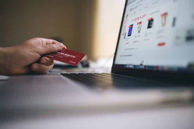 lavoro shopping online
