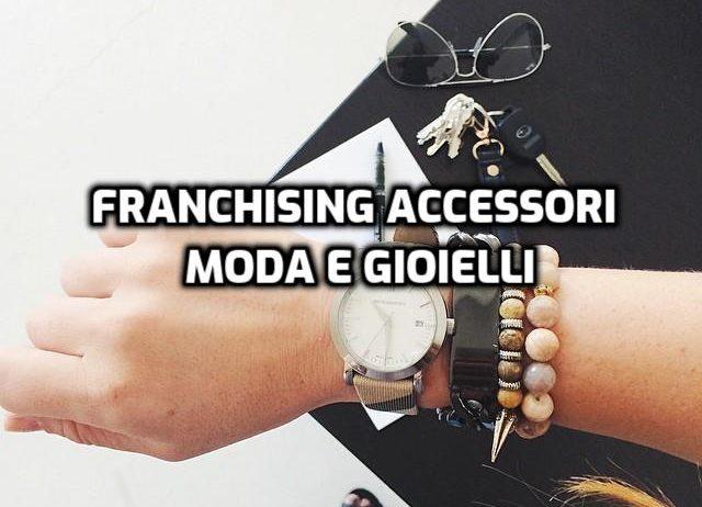 franchising accessori moda e gioielli