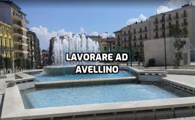 lavorare ad Avellino