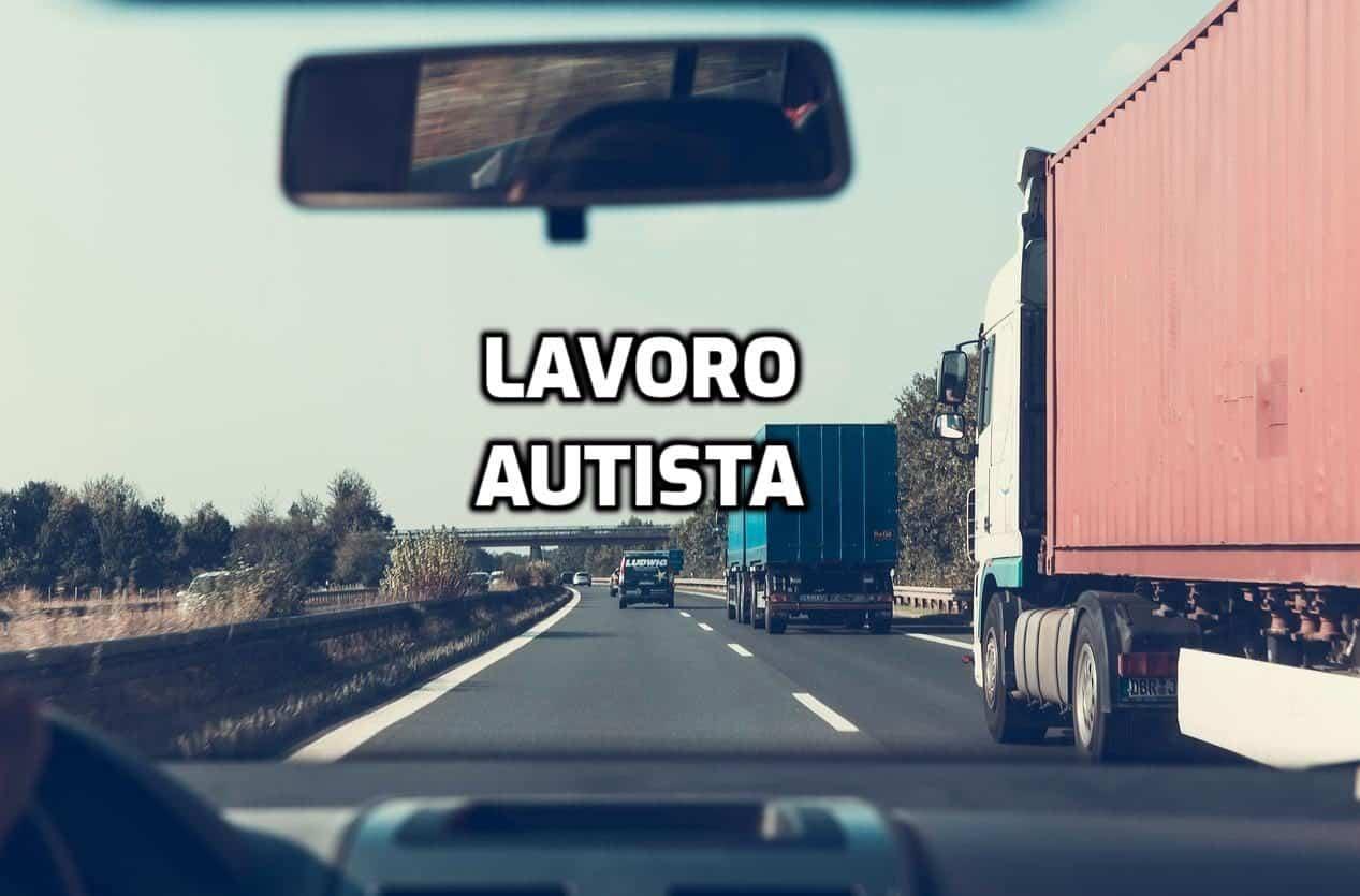Offerte Lavoro Autista Milano E Provincia