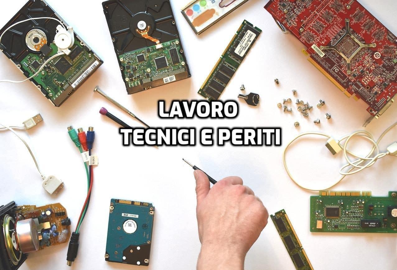 Lavoro tecnici Modena