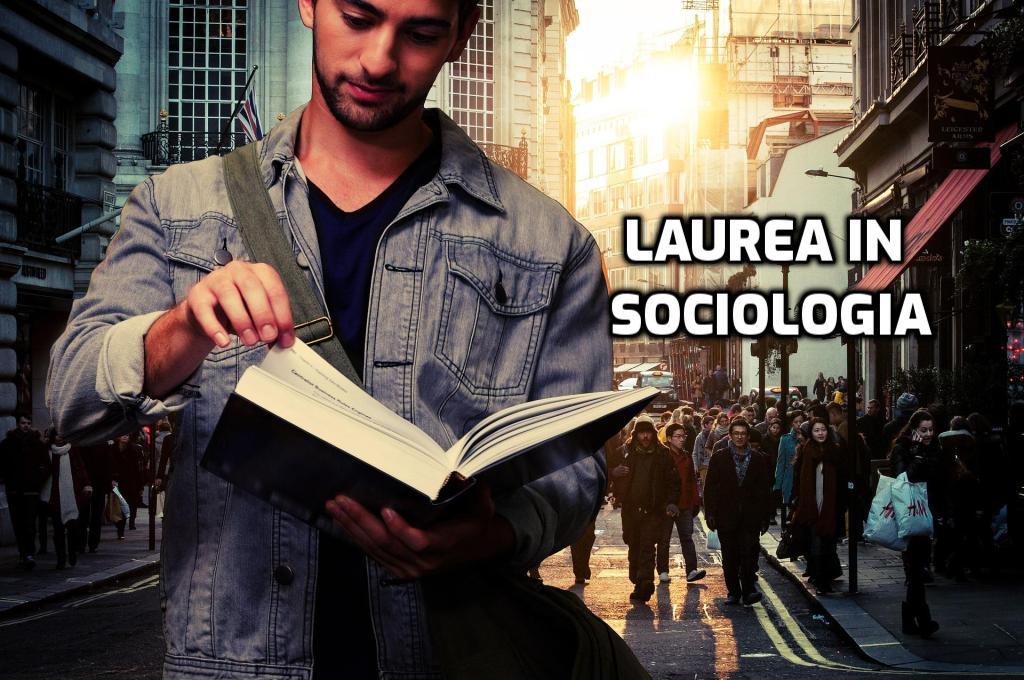 laurea in sociologia