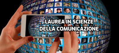 laurea scienze della comunicazione