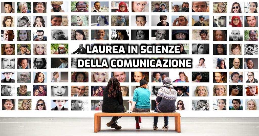 Laurea in Scienze della Comunicazione