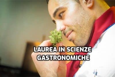 Laurea in Scienze Gastronomiche