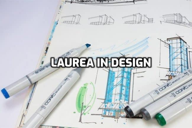 laurea in design