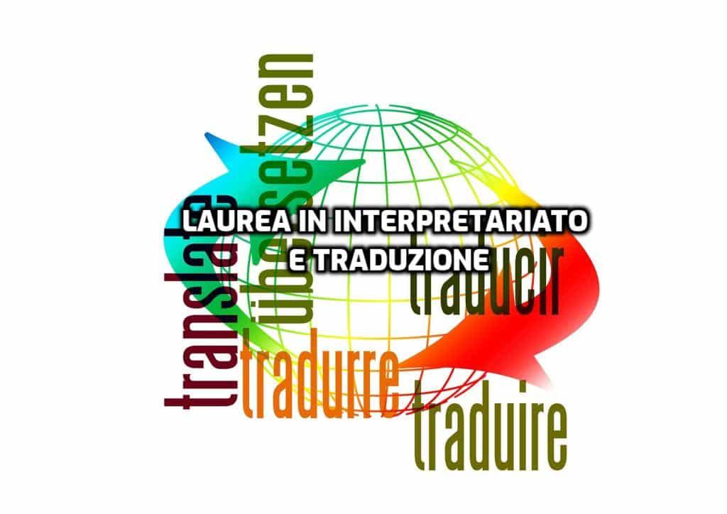 laurea in interpretariato e traduzione
