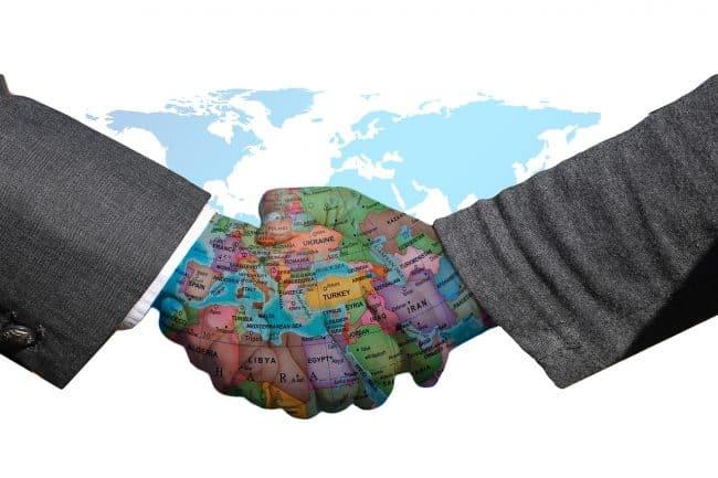 lavorare nella cooperazione internazionale