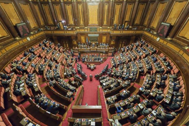 Concorso Assistente parlamentare