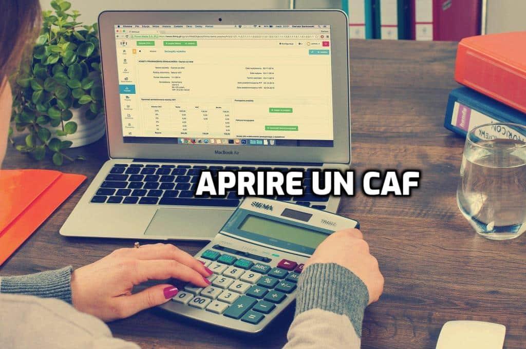 aprire un CAF