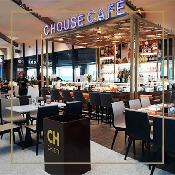 C House Cafè franchising