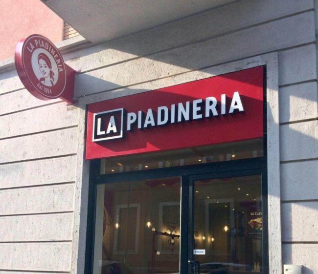 La Piadineria franchising