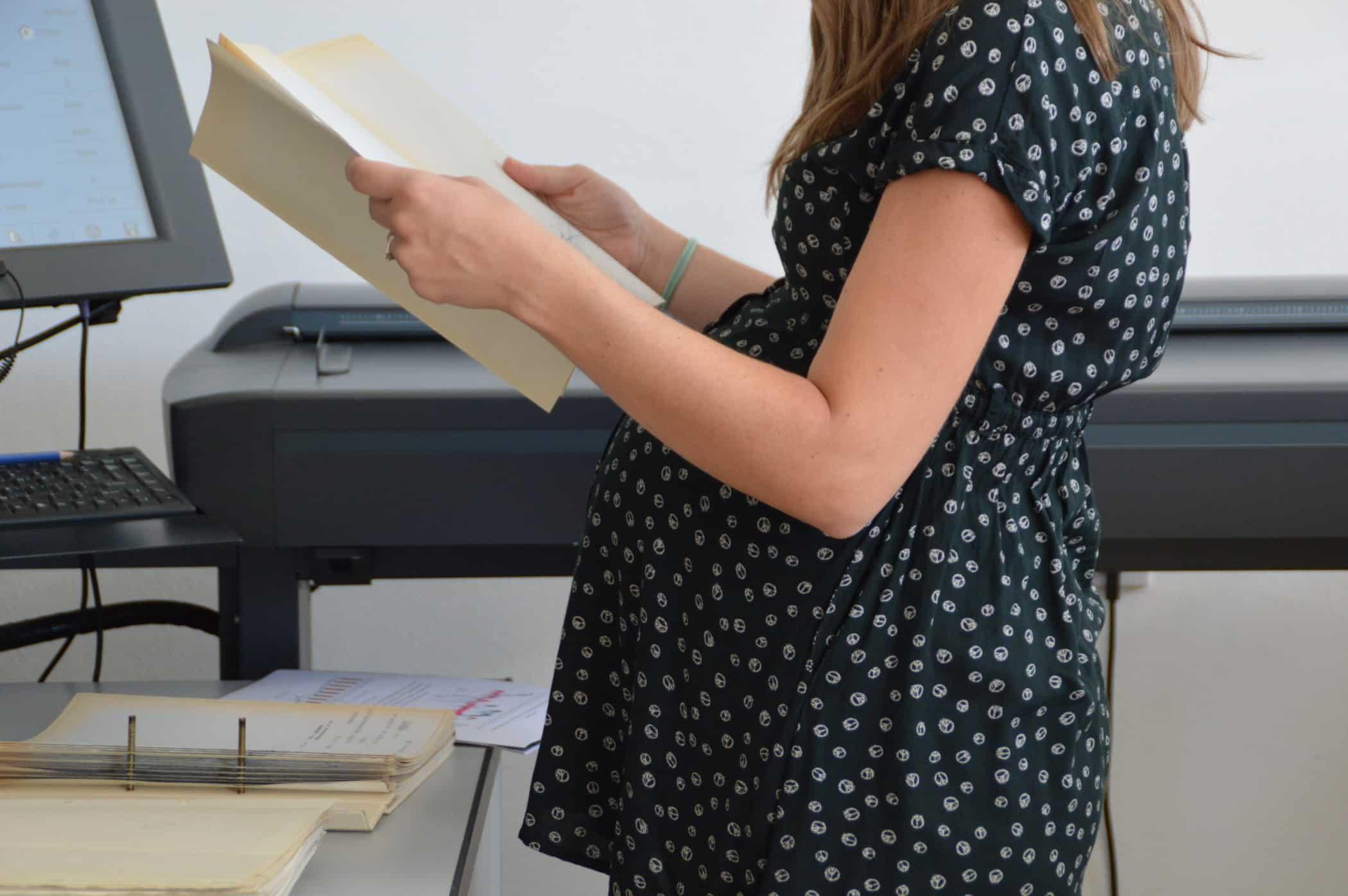licenziamento in gravidanza
