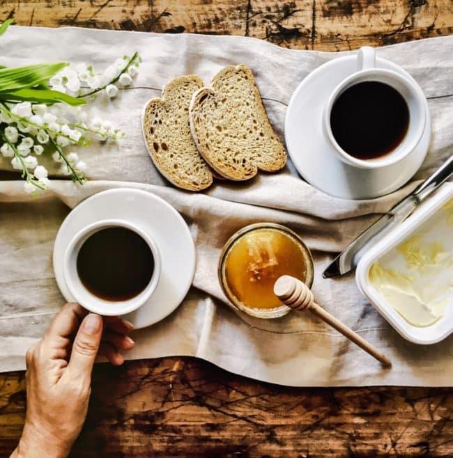 bed and breakfast colazione