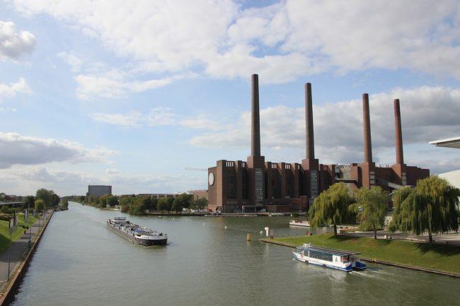 vivere a Wolfsburg