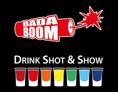 BadaBoom Drink Shot & Show franchising