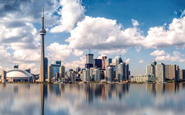 Vivere a Toronto