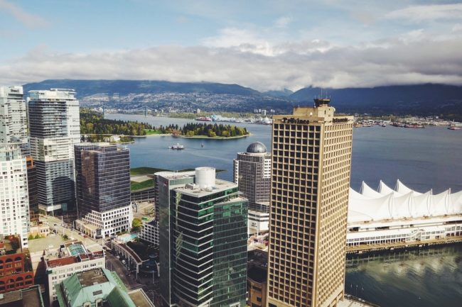 vivere a Vancouver
