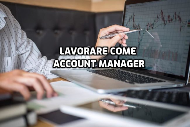 lavorare come account manager