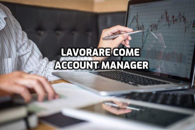 lavorare come account manager