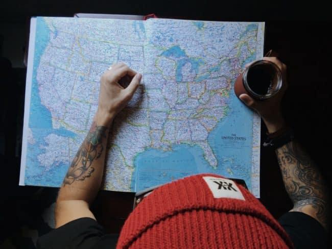 Vivere e lavorare negli USA