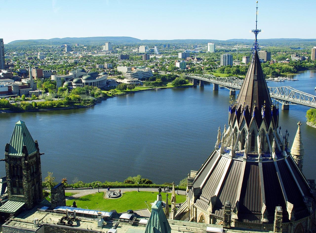 vivere ad Ottawa