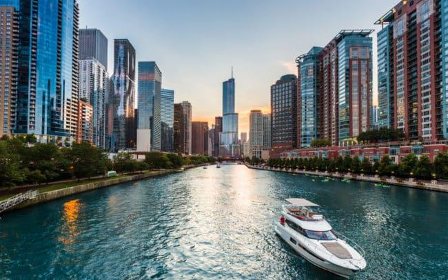 Vivere a Chicago