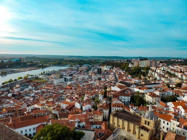 vivere a Coimbra