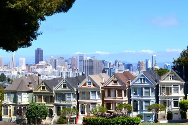 vivere a San Francisco