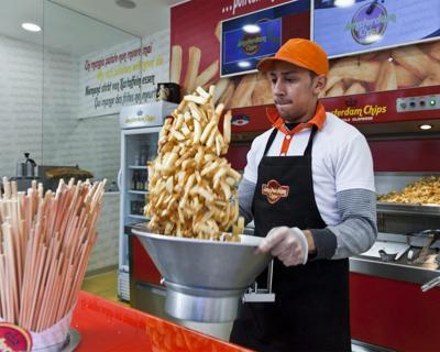 Amsterdam Chips franchising