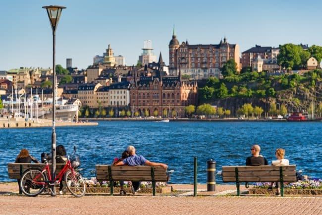 vivere a Stoccolma