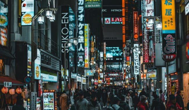 Lavorare in Giappone