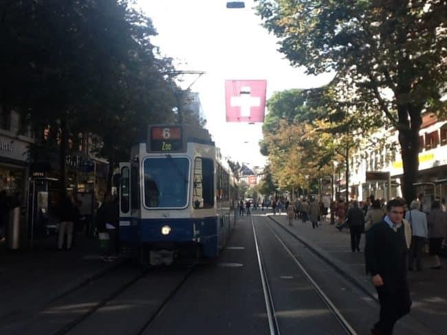 città svizzera