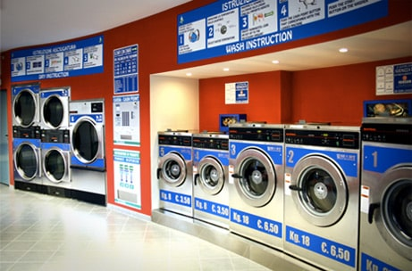 Wash & Dry franchising