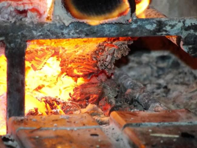 Lavorare in fornace