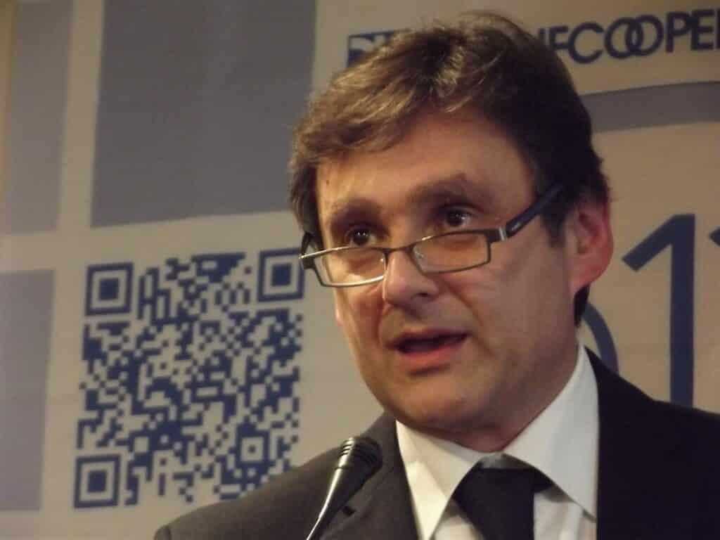 direttore generale, Andrea Pazzi