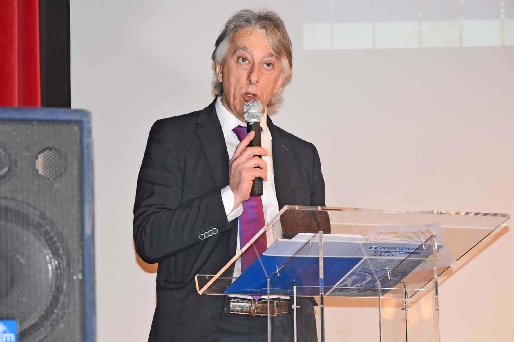 Confcooperative Romagna - Presidente Mauro Neri