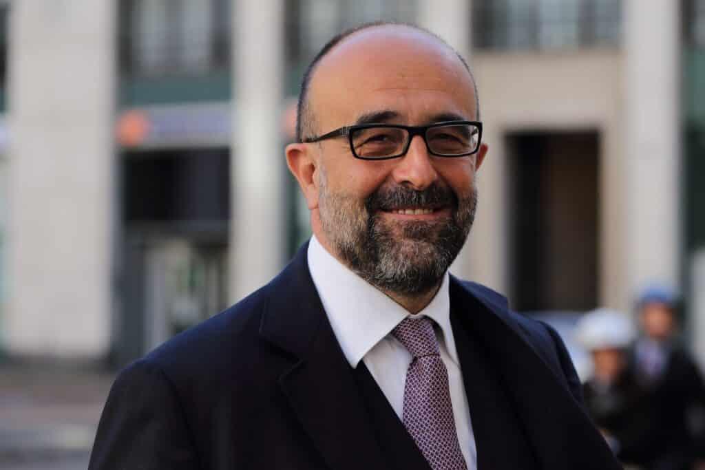 Marco Ceresa Amministratore Delegato Randstad Italia