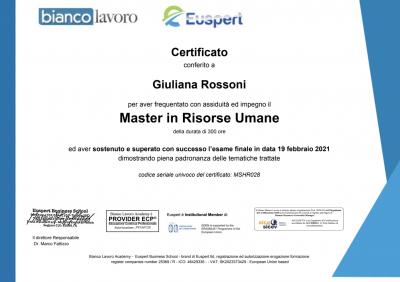 certificato-master